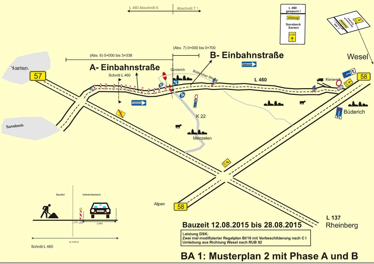 Anlage 11_L460 Verkehrsführung BA 1 Musterplan 2
