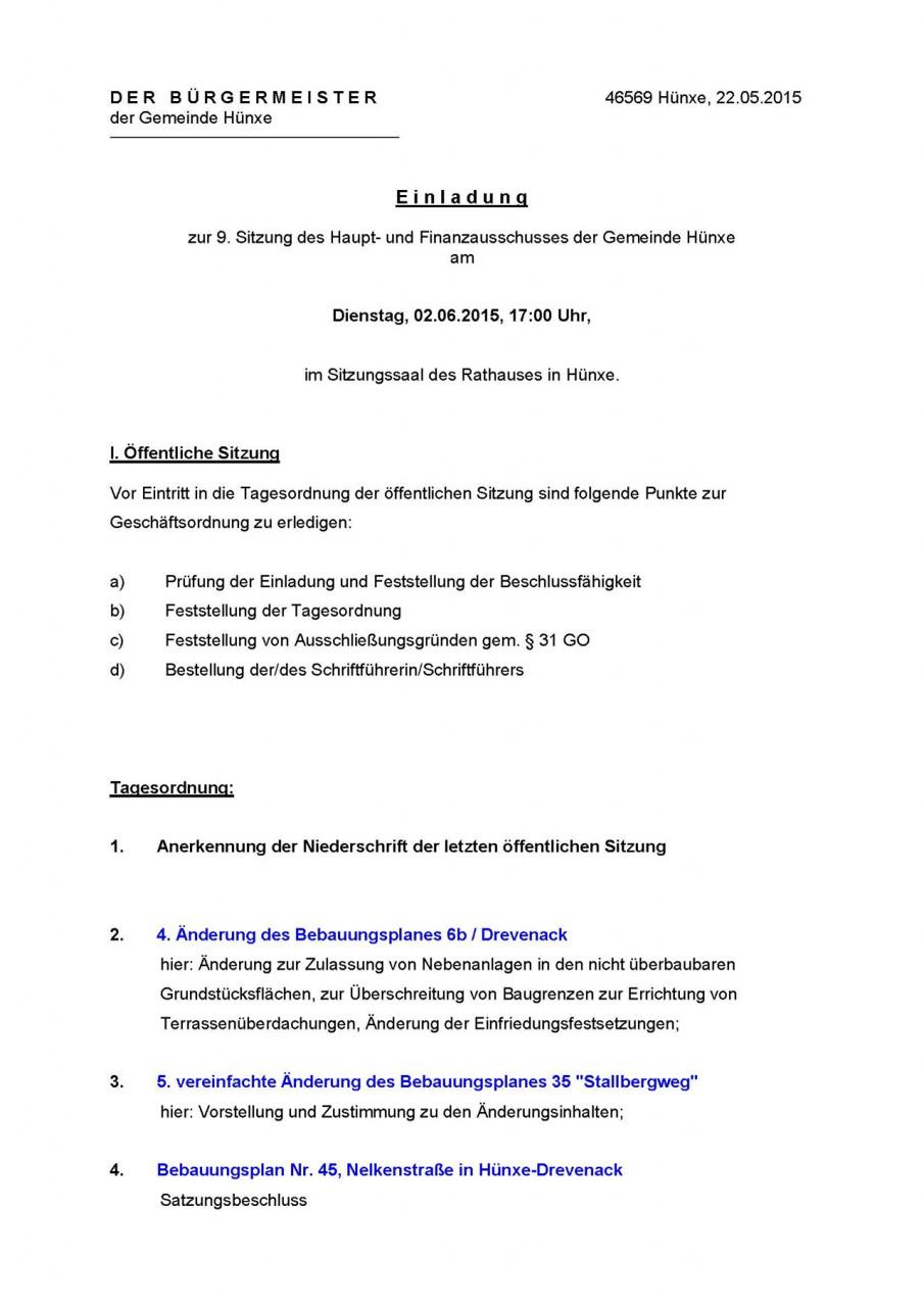 Tagesordnung HFA 9. Sitzung2014_Seite_1